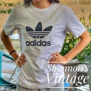Adidas originals XS trifoil shirt A33